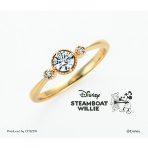 DISNEY_STEAMBOAT WILLIE Co-vedette_コベデット